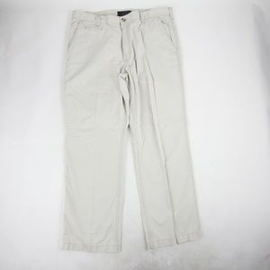 Old Navy Men's Light Khaki Straight Pants Size 36